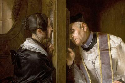 Penitenza e riconciliazione (Confessione)